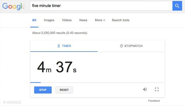 原来google还有这15种特别的功能,赶紧记一记!
